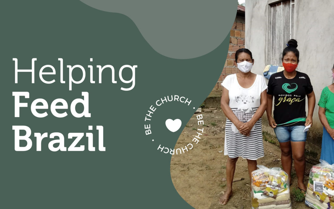 HELPING FEED BRAZIL